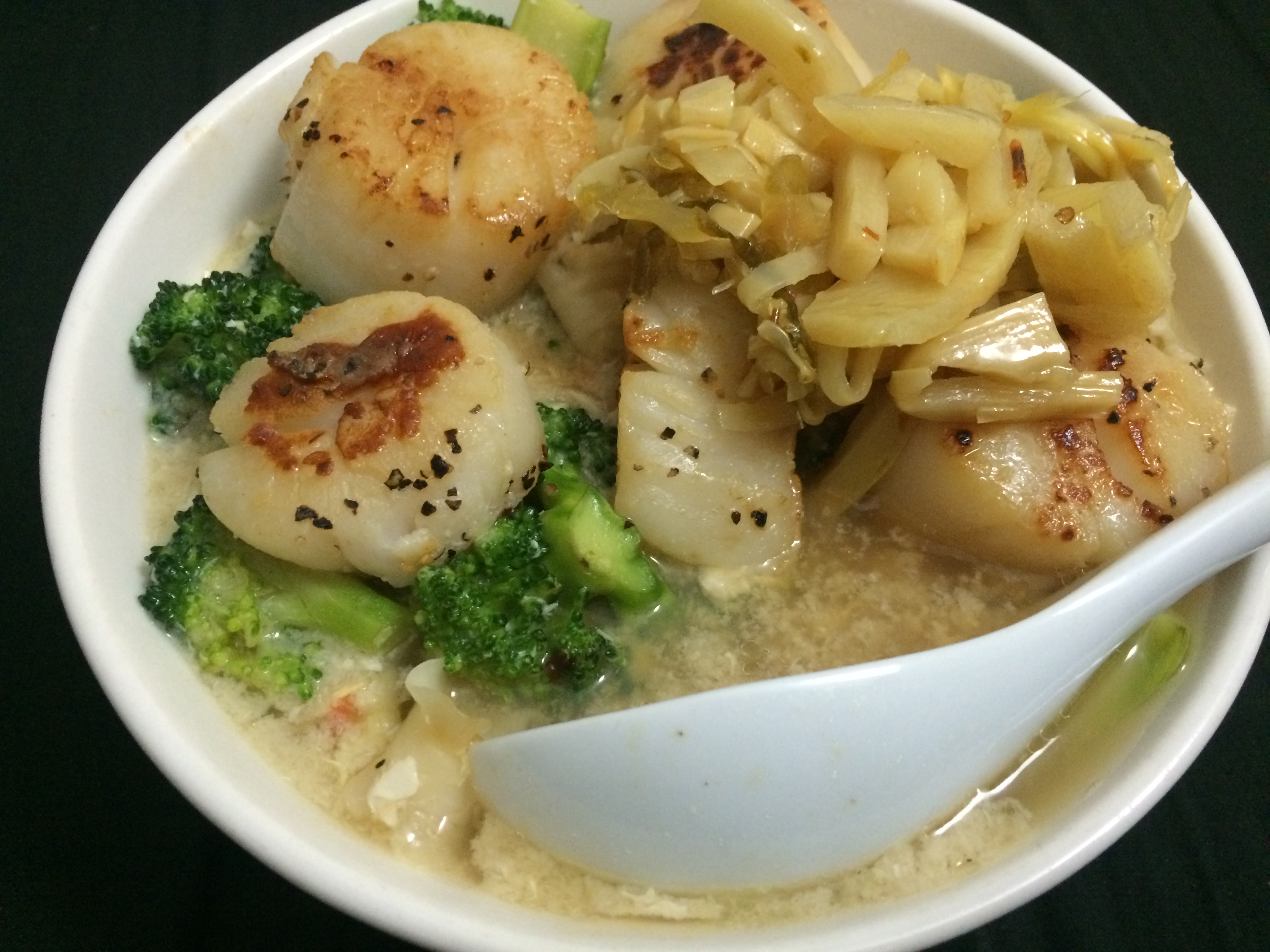 Sauted Scallops In Miso Sauce Recipes — Dishmaps